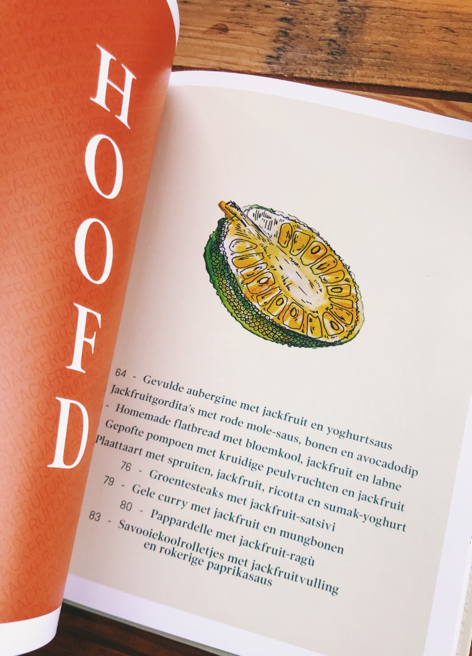 Jackfruit Cook Book - A la Gonda